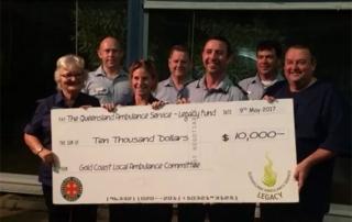 Gold Coast Fund Raising