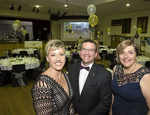 Inaugural Legacy Ball A Great Success