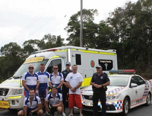 Tour of the Tropics – Pedal4Paramedics Challenge 2016